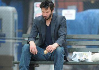 Kisah Keanu Reeves yang Menyayat Hati: Duka Bisa Berubah Bentuk Tapi Tak Akan Berakhir
