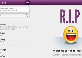 Yahoo Messenger Akan Berakhir Bulan Depan... Ini Penggantinya!