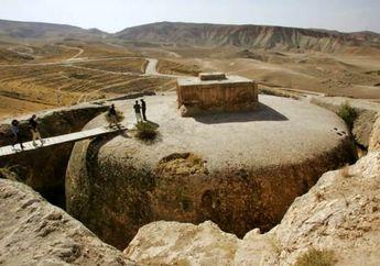Yuk Berkunjung ke Takht-e Rostam, Sisa-sisa Pusat Ajaran Buddha yang Tersembunyi di Afganistan