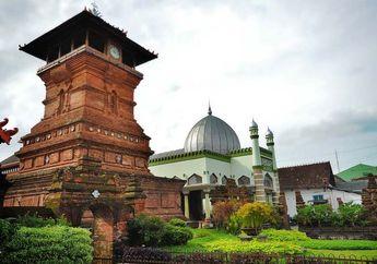 Masjid Menara Kudus, Masjid Tua dengan Menara Unik