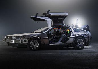 Dari DeLorean Sampai Batmobile, Ini 10 Mobil Fiktif Ikonik Sepanjang Masa