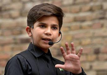 Baru 11 Tahun, Bocah Ini Jadi Motivator Termuda di Dunia, Videonya Ditonton Berjuta-juta Kali!