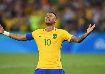 Aksi Neymar Saat Diving Dijadikan Game Online, Udah Coba Belum?