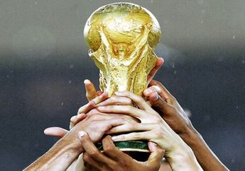 Legenda Piala Jules Rimet, Trofi Emas Piala Dunia yang Pernah Dicuri