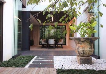 Tak Perlu Berlibur, Buat Area Ini di Rumah Agar Serasa Berada di Resort