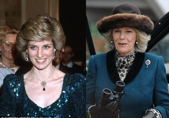 Setelah Nikahi Pangeran Charles, Ini 'Harta Karun' yang Camilla Kumpulkan, Salah Satunya Mirip Milik Putri Diana