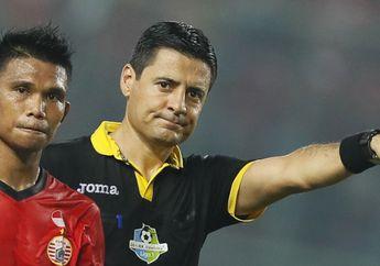 Wah, Ternyata Wasit Jerman Vs Meksiko Pernah Jadi Wasit di Liga 1