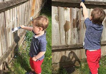 Selagi Libur, Manfaatkan Tips Pintar Seputar Rumah dan Si Kecil Ini