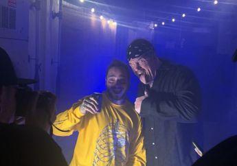 Undertaker Muncul di Konser Post Malone di Texas dan Banting Gitar
