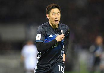 Waspada! Ini 5 Pemain Jepang yang Jadi Andalan di Piala Dunia 2018