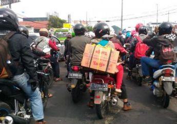 Balik ke Jakarta Naik Motor, Riding Malam Hari Lebih Berbahaya