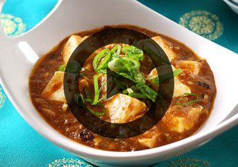 Semua Pasti Bisa Membuat Mapo Tofu Lezat Untuk Makan Siang Hari Ini
