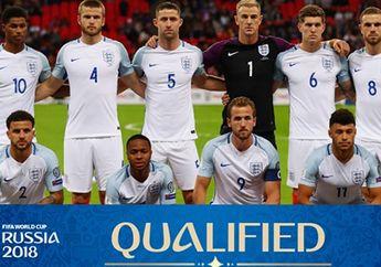 Inggris Kalah di Piala Dunia 2018, Fansnya Malah Santap Makanan Ini