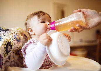 Teh Chamomile Bisa Redakan Kolik Pada Bayi, Tapi Perhatikan Takarannya