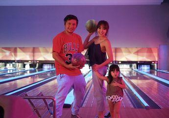 Gempi Kecil-Kecil Jago Main Bowling, Intip Keseruan Keluarga Gading Saat Pergi Bersama