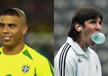 Gaya-gaya Nyentrik Potongan Rambut Pesepakbola di Piala Dunia, Bikin Tersenyum Geli!