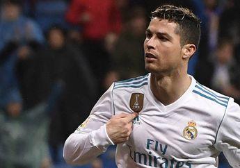 Bayarannya Capai 330 Miliar, Cristiano Ronaldo Cuma Suguhkan Air Putih Pada Tamunya?
