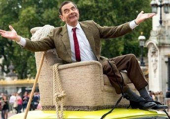 Jarang Disorot TV, Kecantikan Anak Mr. Bean Kini Bikin Pria Menelan Ludah