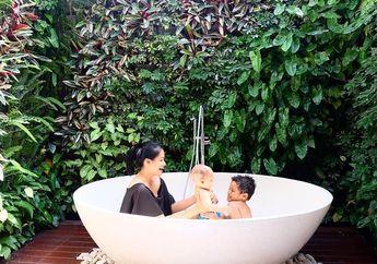 Masih Kecil, Anak Titi Kamal Sudah Diwarisi Villa Mewah di Bali, Intip Yuk