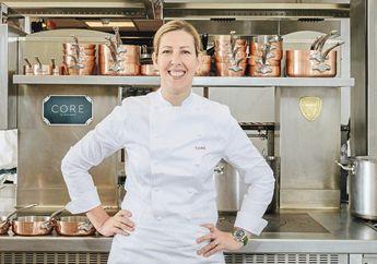 Chef Pernikahan Harry dan Meghan Markle, Raih Penghargaan Koki Wanita Terbaik di Dunia