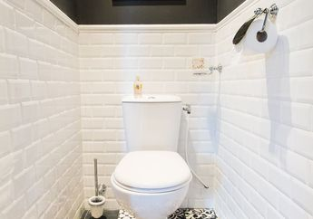 Dinding WC Berhadapan dengan Pintu Masuk Dapat Berdampak Buruk, Ini Kata Ahli!