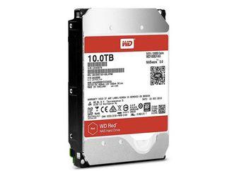 Western Digital Red 10 TB: Media Simpan dengan Kapasitas Besar