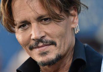 Johnny Depp Ceritakan Perjuangannya Melawan Depresi dan Keuangannya