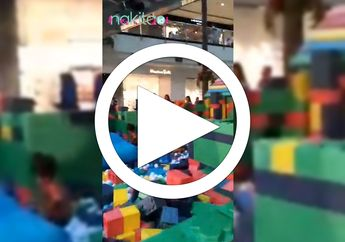 [VIDEO] Nakita Essentias - Block Playground untuk anak anak di Jakarta