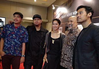 Prisia Nasution Memilih Film Terbaik Saat Menjuri di Police Movie Film 2018