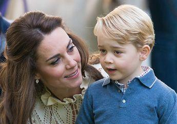 Turun dari Kate, Ternyata Ini Bakat Terpendam Pangeran George!