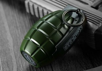 Remax Grenade Power Bank 5.000 mAh – RPL-28:  Berbentuk Unik