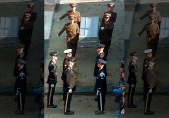 Korut Siap Pulangkan Sisa Jenazah Tentara AS Korban Perang, AS Pun Kirim 100 Peti Mati ke Korut