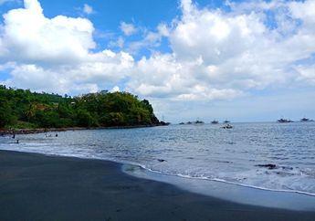 Pantai Cisaar, Surga Tersembunyi yang Tak Jauh dari Sukabami