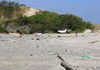Diduga, Pantai Terpencil Australia Dipenuhi Sampah dari Indonesia