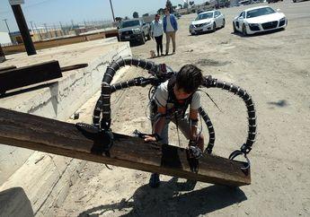 Salut! Masih 19 Tahun, Cowok Ini Bikin Senjata Lengan Doctor Octopus