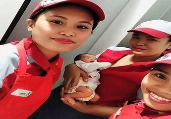 Dibuang di Luar Resto, Seorang Pelayan Rela Lakukan Hal Tak Terduka Pada Bayi Malang Ini