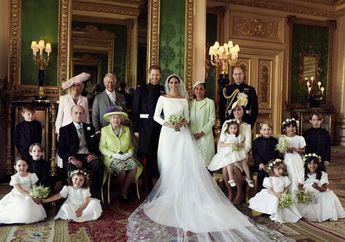 Yuk Intip Foto Masa Kecil Anggota Keluarga Kerajaan Inggris, Menggemaskan loh!