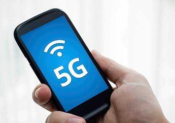 Siap-Siap! Smartphone 5G Pertama Huawei Akan Hadir Tahun Depan