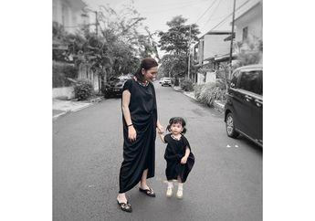 Tidak Kalah Menggemaskan dari Gempi, Ini 5 Foto Lucu Putri Kecil Jennifer Arnelita