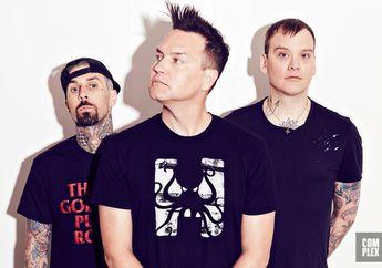 Wow! blink-182 Telah Merekam Lagu Baru Bersama The Chainsmokers