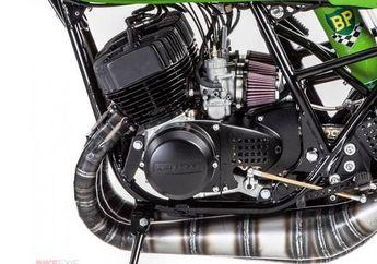 Penyebab Motor 2-tak Mengeluarkan Asap