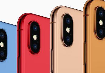 Warna-Warni, Inikah iPhone Terbaru yang Dirilis Pada September?
