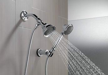 Terbukti Mampu Menghemat Air Hingga 35%, Ayo Beralih ke Shower!