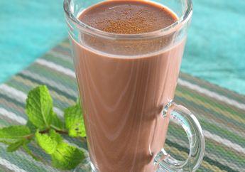 Susu Cokelat Jahe Berempah Siap Hangatkan Tubuh Anda di Pagi Hari