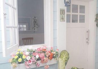 Bergaya Farmhouse, Rumah @riccarini Ini Seperti Nggak di Indonesia