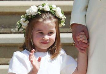 Deretan Foto Ini Buktikan Bahwa Putri Charlotte Calon Ratu yang Hangat