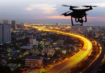 Melanggar KKOP, Penerbang Drone Terancam Denda 1,5 Miliar Rupiah