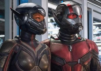 "Spoiler! 5 Adegan  Lucu yang Terjadi di Film ""Ant-Man and The Wasp"""