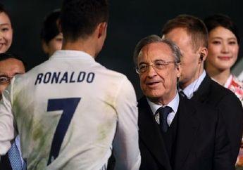Presiden Real Madrid: Kami Tidak Ingin Menjual Cristiano Ronaldo, Tapi …