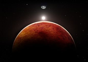 Astronaut: NASA Bisa Saja Mendaratkan Manusia di Mars Tahun 60-an